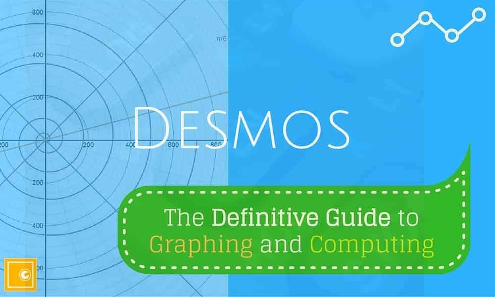 Header image of Math Vault's Desmos: A Definitive Guide on Graphing and Computing