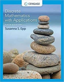 Discrete Mathematics with Applications 5th Edition by Susanna Epp