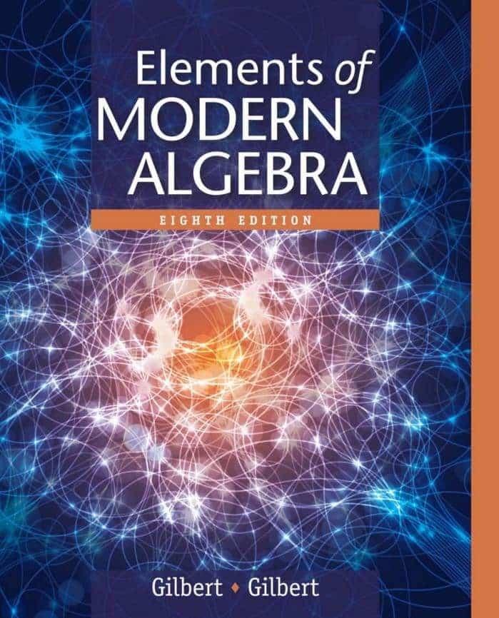 Element of Modern Algebra