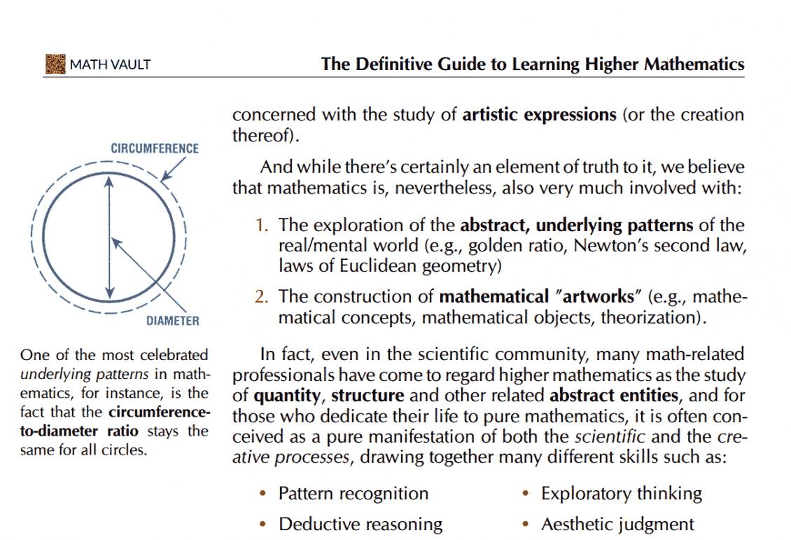 Higher Math Guide P44
