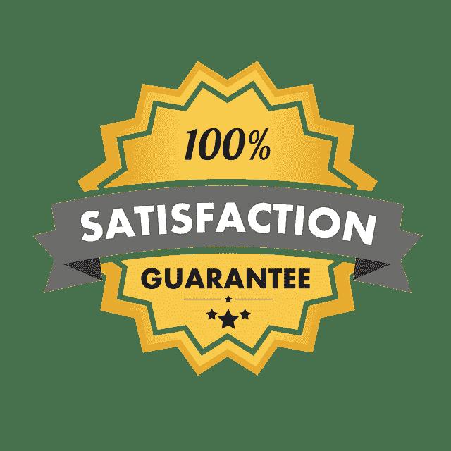 Satisfaction Guaranteed Icon