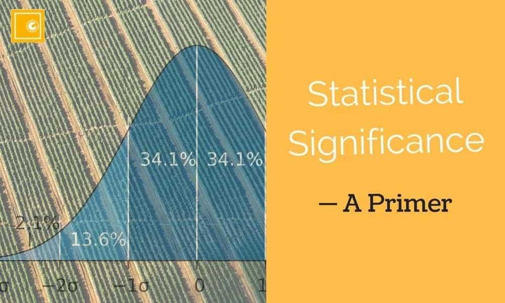 Header image of Math Vault's A Primer on Statistical Significance