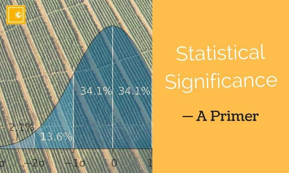 Header image of Math Vault's A Primer on Statistical Significance